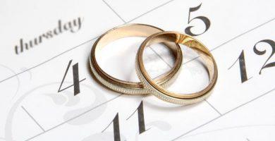 ¿Qué hacer un mes antes de la boda?