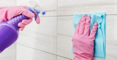 Cómo quitar el moho de la pared: 5 formas prácticas e infalibles