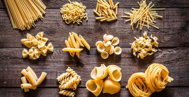 Tipos de fideos: lo que necesita saber para hacer la pasta perfecta