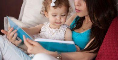 6 beneficios de leer para tu bebé