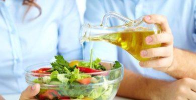 El aceite ideal para cada forma de preparación de alimentos.