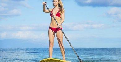 Stand Up Paddle: el deporte que tonifica y entretiene