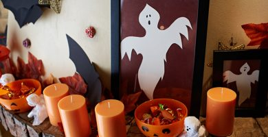 Decoración de Halloween: tutoriales y 110 ideas para inspirarte