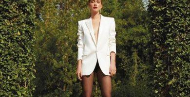 Cómo llevar un blazer blanco: la tercera prenda comodín para tus looks