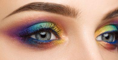 Maquillaje de color: aprende a combinar colores en el maquillaje