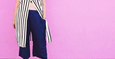 Pantalones Pantacourt: 40 ideas versátiles y cómodas para cualquier ocasión