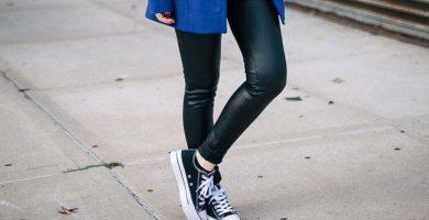 All Star: aprende a crear looks interesantes y versátiles con zapatillas