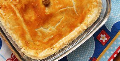 23 recetas de pastel de pollo para una comida más sabrosa