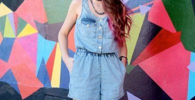 Mono de jeans: la prenda salvaje para looks elegantes y cómodos