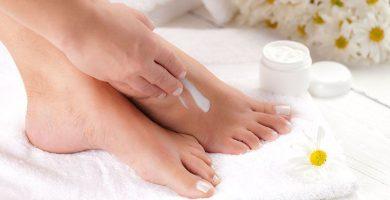 6 consejos para deshacerse de los pies secos