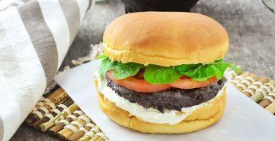 15 recetas de hamburguesas aptas para un refrigerio sin peso