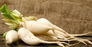Nabo: por qué consumir esta verdura y deliciosas recetas para prepararla