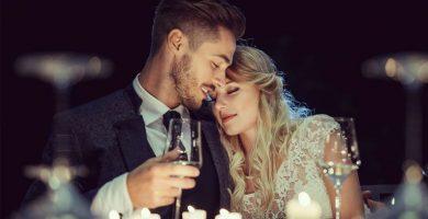Descubra la boda de ensueño de cada cartel