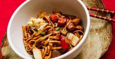 Cocina oriental: sumérgete en estas recetas imperdibles de yakisoba