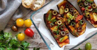 12 recetas de berenjenas al horno para una vida sana y deliciosa
