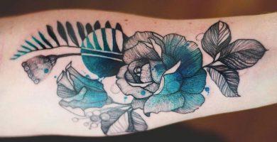 65 tatuajes de flores para inspirarte y elegir el tuyo