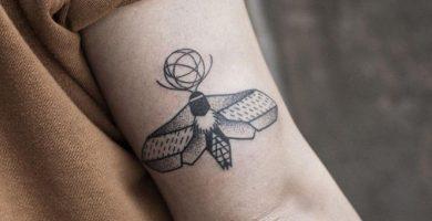 40 tatuajes geométricos que te conquistarán