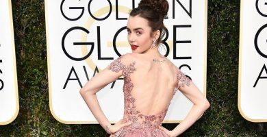 Globo de Oro: las miradas de los famosos en la alfombra roja