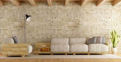 Sofá Pallet: todo sobre este mueble elegante, funcional y económico
