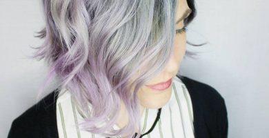 ¡El cabello holográfico es tendencia y está en auge en Instagram!