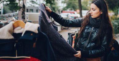 Reciclar moda: 6 buenas razones para empezar a comprar en tiendas de segunda mano