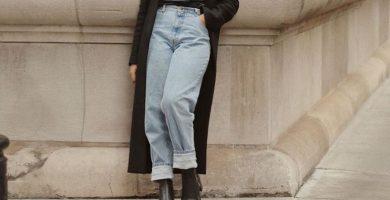 Mom jeans: 30 fotos con esta pieza que es un acierto seguro