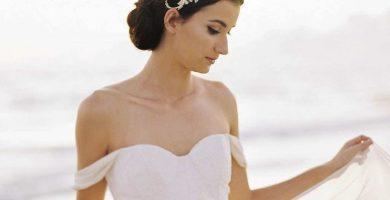 80 sencillos vestidos de novia para que te enamores