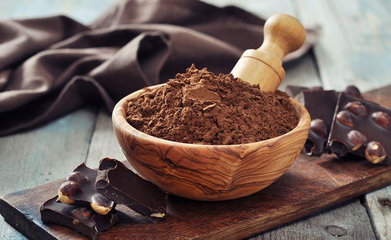 La algarroba es menos calórica que el chocolate y beneficiosa para la salud