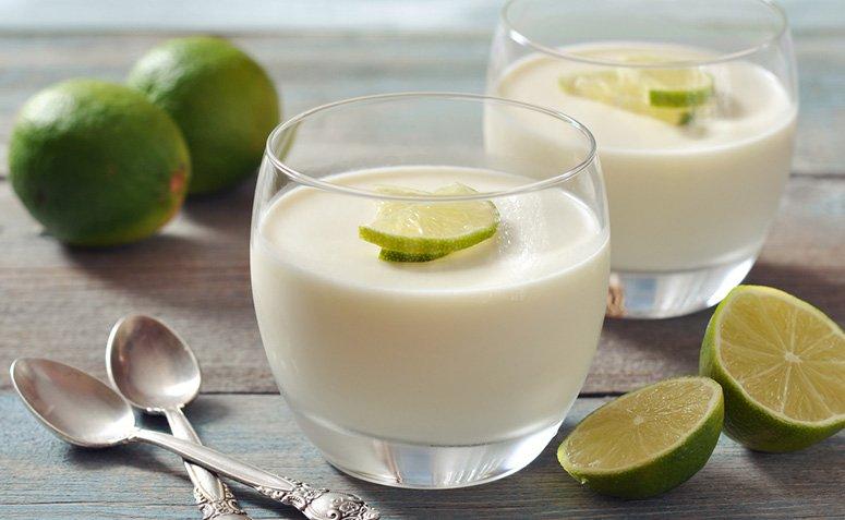 18 recetas de mousse de limón para un postre delicioso y refrescante