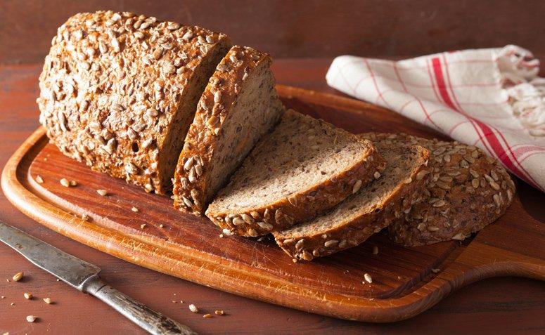 23 recetas de pan integral para una comida nutritiva y sabrosa