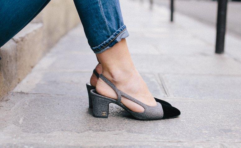Zapato destalonado: el toque de elegancia y comodidad que necesita tu look
