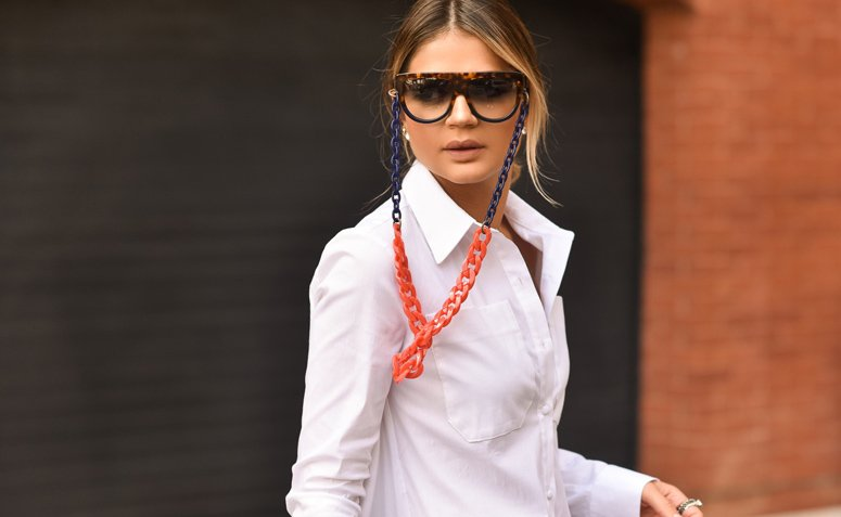 Cadena de gafas: el accesorio que une estilo y funcionalidad