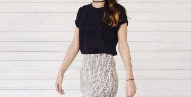 Falda de cintura alta: como llevar la tendencia más atemporal de todos los tiempos