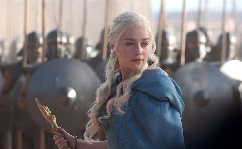 Daenerys Targaryen (Juego de Tronos). Foto: Reproducción / Keith Bernstein / HBO.