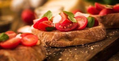 46 recetas de bruschetta para empezar llenas de sabor y creatividad