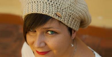 Boina de crochet: pieza clásica y encantadora para los días más fríos