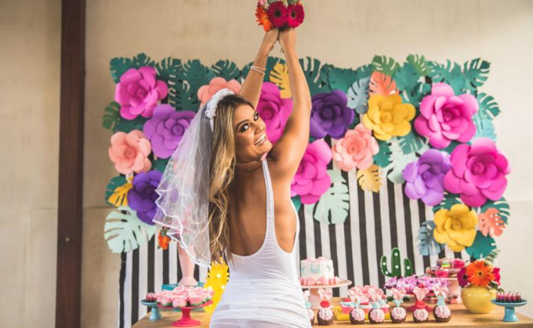 Bromas de té de lencería: 25 ideas para novias de todos los estilos