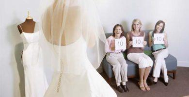 Cómo elegir el vestido de novia