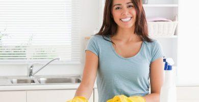 Consejos de limpieza con productos naturales