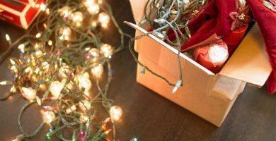 Decora tu casa para Navidad de forma segura