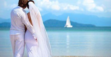 Descubra la boda de destino y vea sus pros y sus contras