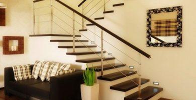 Escaleras en decoración