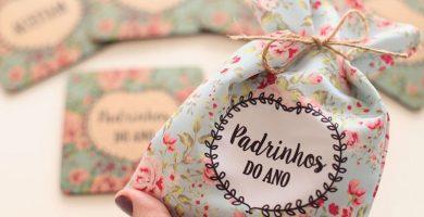 Favor para padrinos de boda: ideas para elegir o hacer en casa
