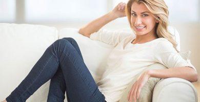 Sofá: ¿cómo elegir la tela ideal?